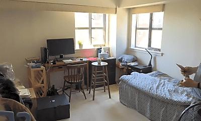 Bedroom, 931 Massachusetts Ave, 1