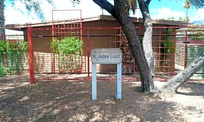 St. James Court, 1
