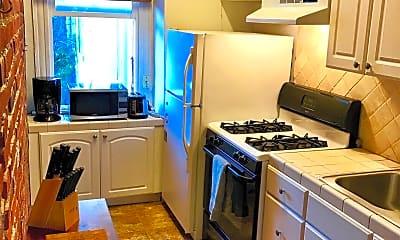 Kitchen, 18 Washington Ave Furnished Rentals/Apartments, 1