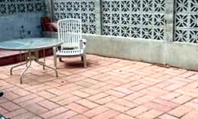 Patio / Deck, 1207 43rd St 2, 2