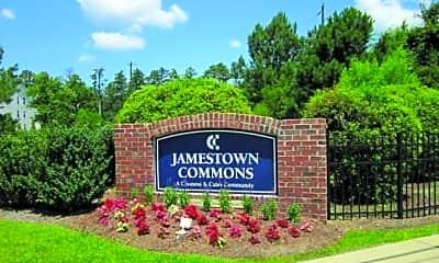 Jamestown Commons, 1