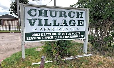 Church Village, 1
