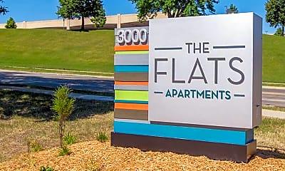 The Flats Apartments, 2