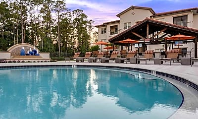 Pool, Aster At Lely Resort, 1