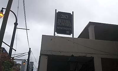 Bethel Tower Apartments, 1
