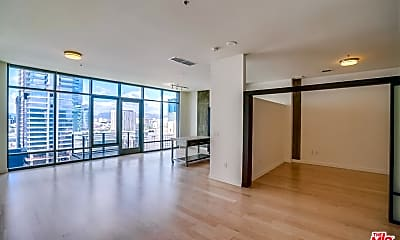 Living Room, 1100 S Hope St 1706, 0