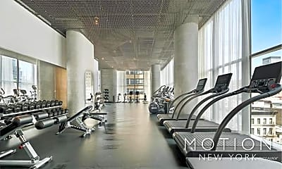 Fitness Weight Room, 505 W 47th St, 2