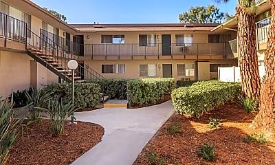 Building, Rancho Vista Apartment Homes, 1