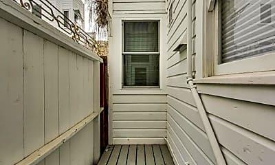 Patio / Deck, 534 Octavia St, 2