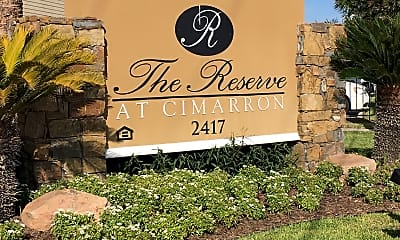 The Reserve At Cimarron Apartments, 1