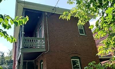 Building, 523 Fayette St, 2