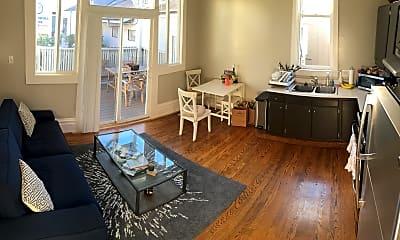 Living Room, 1781 Sutter Street, Unit 1787, 0