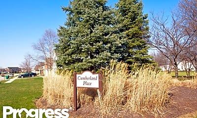 Community Signage, 14237 Gentry Dr, 1