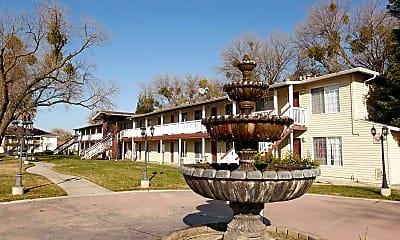 Building, Courtyard Village, 0