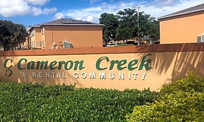 Cameron Creek, 1