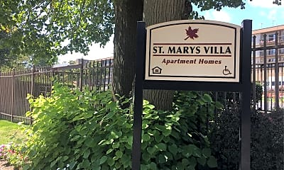 St Mary'S Villa, 1