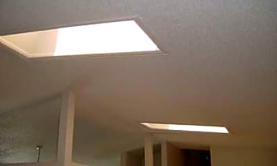 Sky lights in living room., 4730 Woodsorrel Ct, 0