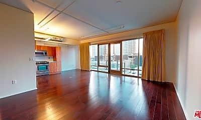 Living Room, 1100 S Hope St 914, 1