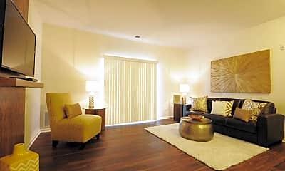 Living Room, Algonquin Square, 1