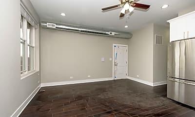 Bedroom, 836 N Milwaukee Ave, 1