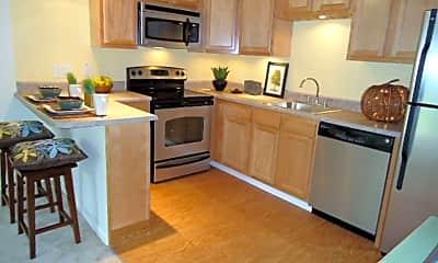 Kitchen, Fox Brook Townhomes, 0