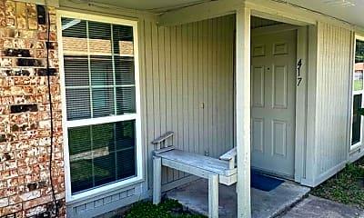 Patio / Deck, 417 Gatewood Rd 417, 0