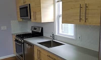 Kitchen, 97 Elm Ave 1R, 2