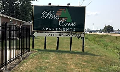 Pinecrest Apartments LLC, 1