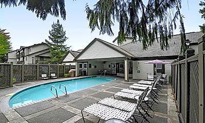 Pool, Orchard Pointe, 1