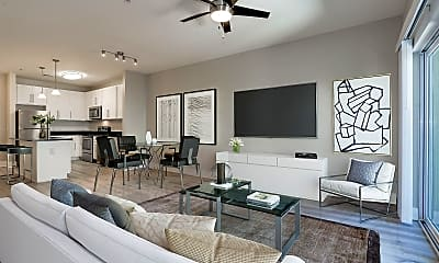 Living Room, 800 Carlyle, 0
