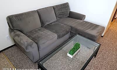 Living Room, 406 E Clark St, 1