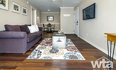 Living Room, 1114 Camino La Costa, 1