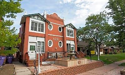 Building, 432 S Sherman St, 2