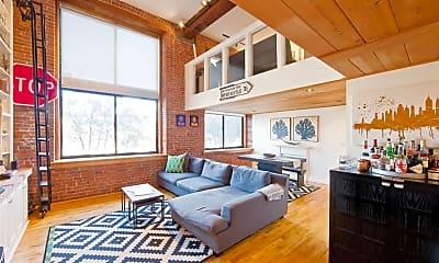 Living Room, 376 President St, 0