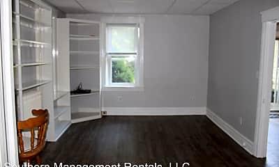 Living Room, 1232 Baltimore St, 2
