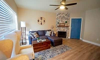Living Room, 9451 E Becker Ln 1020, 0