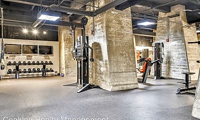 Fitness Weight Room, 9205 Christopher St, 2