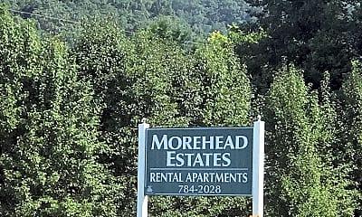 Morehead Estates, 1