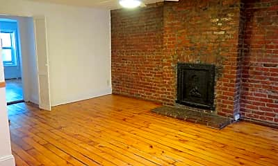 Living Room, 209A Wyckoff St, 1