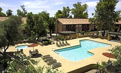 Pool, Woodstream Village, 0