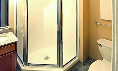 Bathroom, Kasson Place, 2