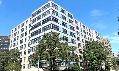 Building, 2401 H St NW 612, 0