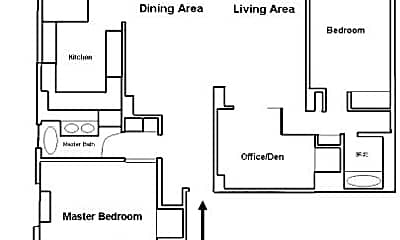 Bathroom, 345 E 93rd St, 2