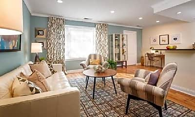 Living Room, 517 VFW Parkway, 1