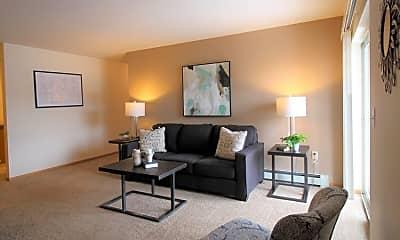 Living Room, Willow Estates, 0