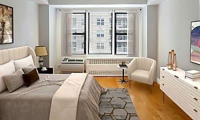 Bedroom, 245 E 24th St 15D, 1