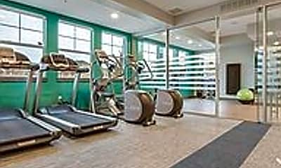 Fitness Weight Room, 9637 E 5th Ave, 2