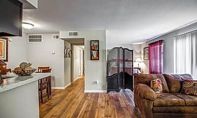 Living Room, Arbor on Richmond, 1