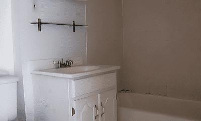 Bathroom, 449 W 48th St, 2