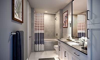 Bathroom, 188 E Jefferson St 1714, 1
